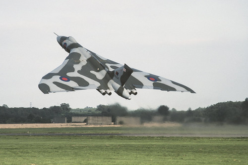Vulcan at West Malling 1988_2 | by Dreamworker53