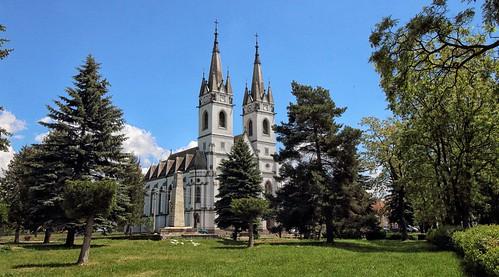 church römischkatholisch harghita