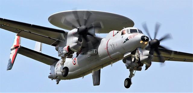 Aeronavale Hawkeye