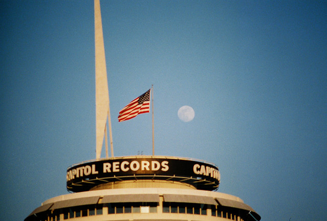 Capitol Records and Moon