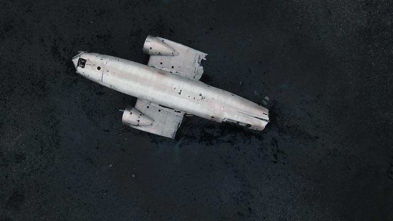 Sólheimasandur DC-3 Plane Wreck