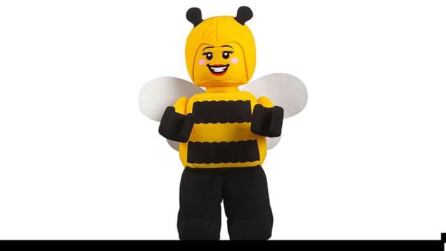 LEGO Plushies 1