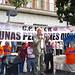 07_06_2018- Protesta por las pensiones en L'Hospitalet de Llobregat
