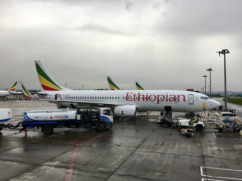 Ethiopian Airlines 737 @ ADD | by airbus777