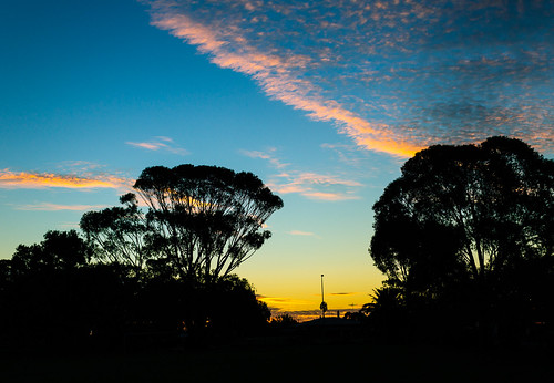 suburbs sunset australia cloudy photography dramatic sky silouhette southaustralia salisburynorth orange canon1200d