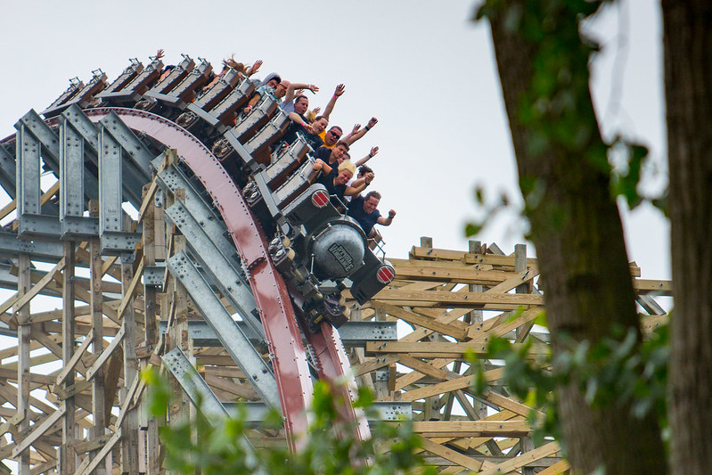 Steel Vengeance