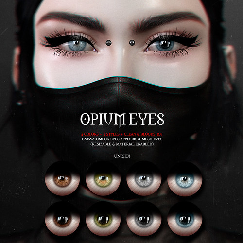 [ Conviction ] Opium Eyes - Lookbook | by Cruxcifer x [ Conviction ]