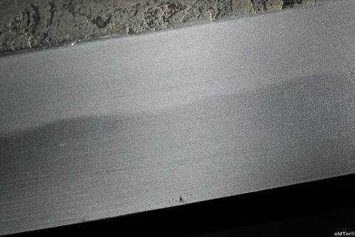 Сталь У8 с зонной закалкой, эксперименты с отделкой поверхности | by oldTor