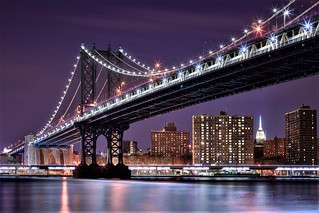 Empire-City-New-York-Manhattan-Bridge-Brooklyn-Night-Cityscape-Photography-Paul-Reiffer-Professional-Landscape-NY@2x - Copy | by postcardsandwhatever