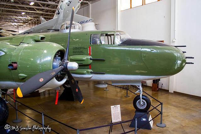 44-86772 USAAF | North American B-25J Mitchell | Hill Aerospace Museum
