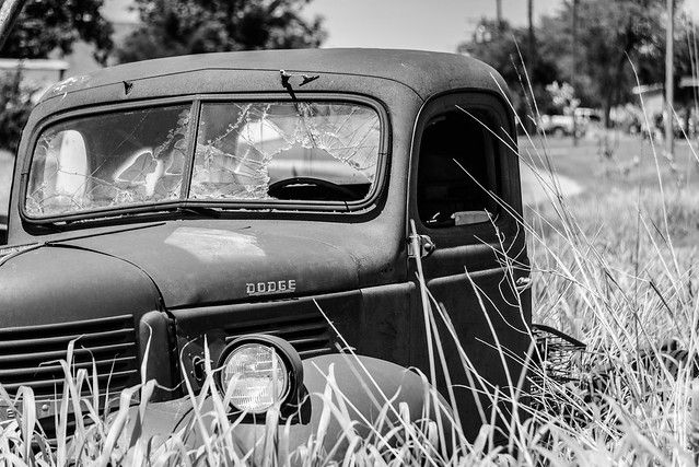 All  but forgotten Dodge. 7586
