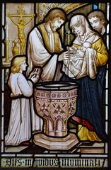Baptism (Isaac Alexander Gibbs, 1880s)