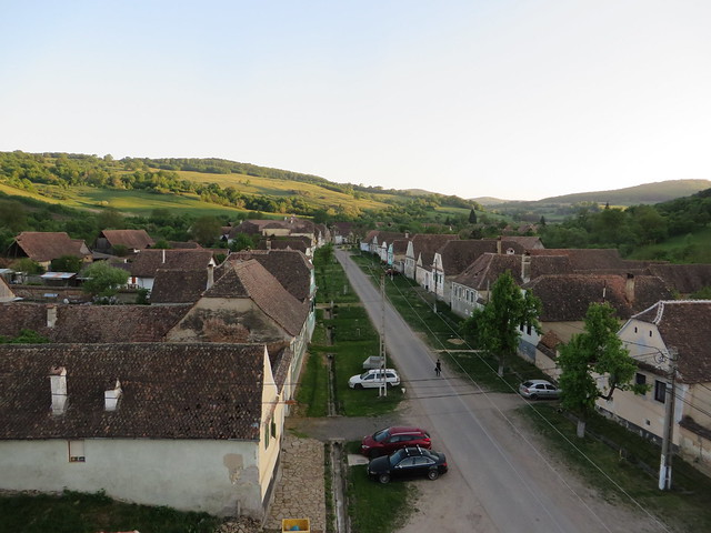 Cloasterf, Romania