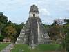 Tikal, Temple I – pyramida Velkého jaguára, foto: Petr Nejedlý