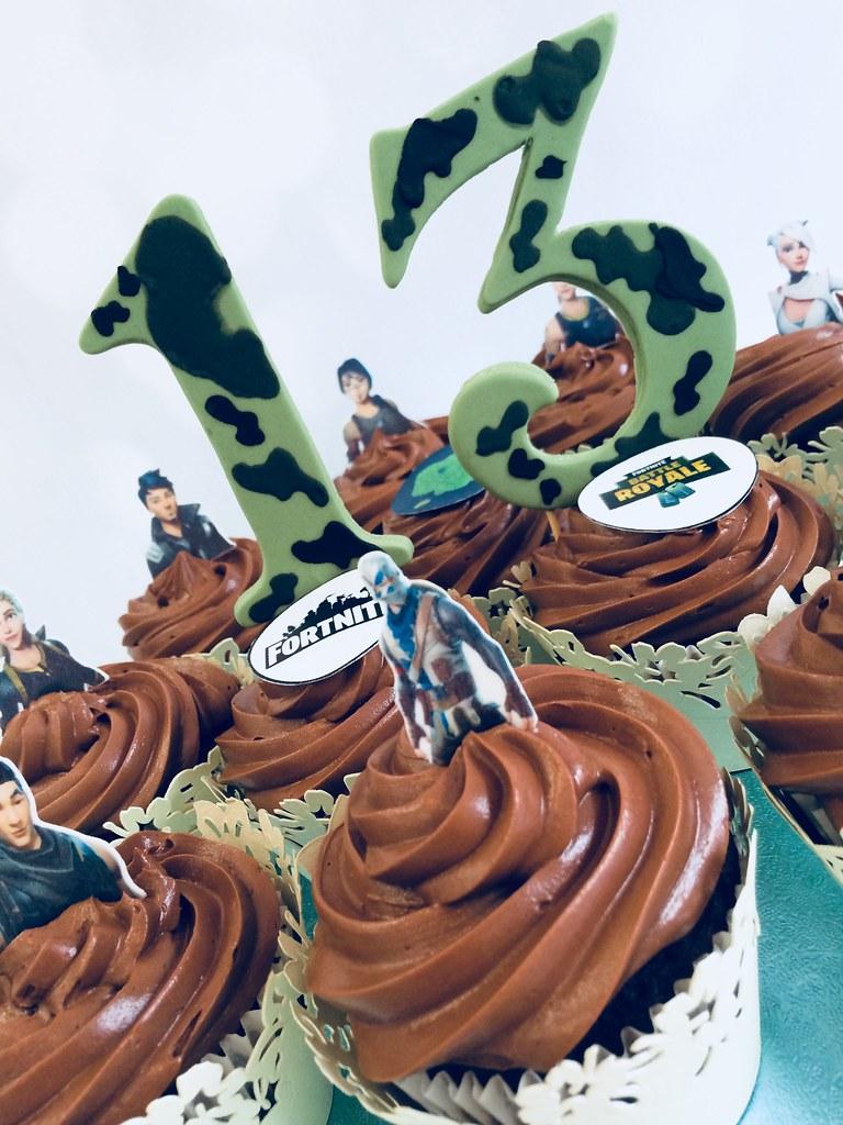 Fortnite Game Cupcakes Margarita Packham Flickr