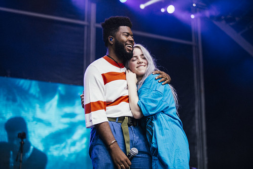 BILLIE ELISH & KHALID