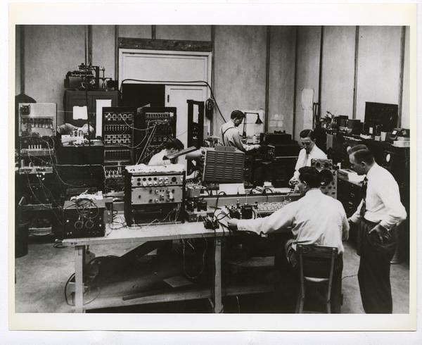 Engineers in ERA Laboratory in St. Paul, MN