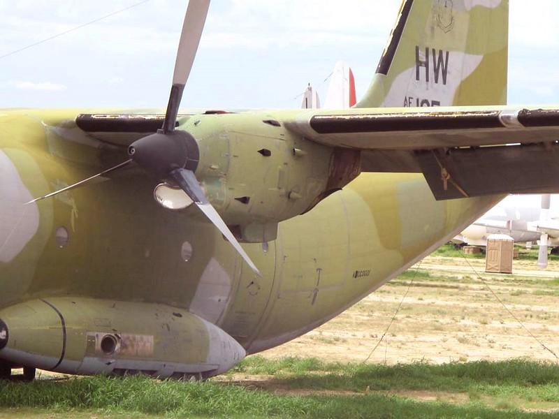 Alenia C-27A Spartan 9