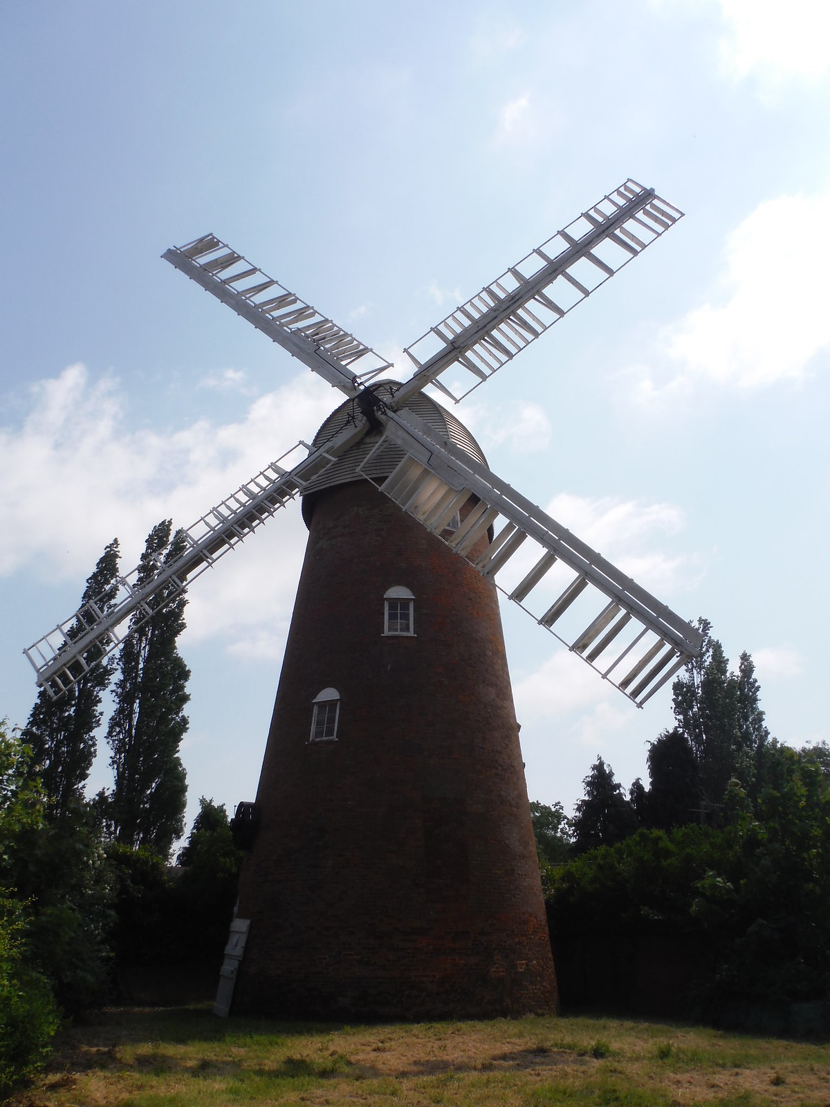 Stock Tower Mill SWC Walk 158 - Ingatestone to Battlesbridge or Wickford