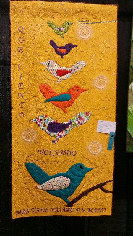 A Bird in Hand by Marisela Rumberg Outstanding