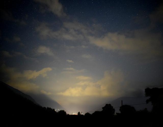 Il cielo sopra Tirano