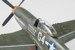 Airfix 1/48 P-51D Mustang | by philrdjones