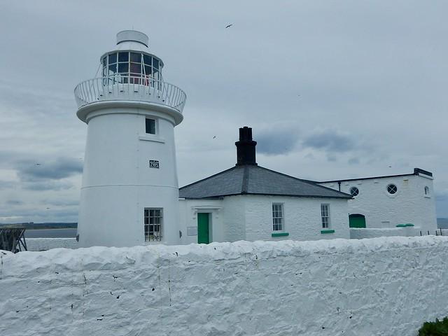 Farne Island Lighthouse d