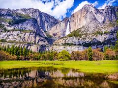 Springtime in Yosemite National Park