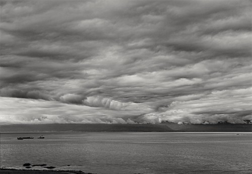 clouds monochrome bw sea salishsea victoria britishcolumbia nikon