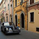 Alfa Romeo 6C 2500 Sport - Freccia d'oro