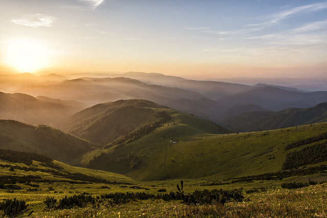 Hills of Slovakia