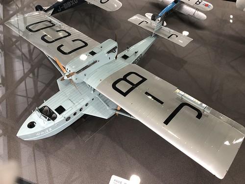 あいち航空ミュージアム 名機百選 ドルニエ ワール飛行艇 IMG_0456