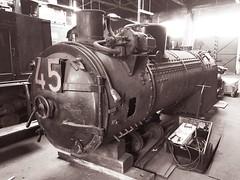Eisenbahnmuseum / Railway Museum Dieringhausen.