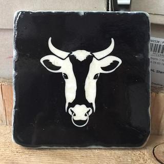 #moo #blackcow #cattle #kuh #henribanks #marble #marmor