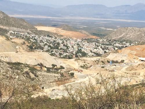 Mazapil - Concepcion del Oro - Salaverna - Fieldwork  June 8 2018