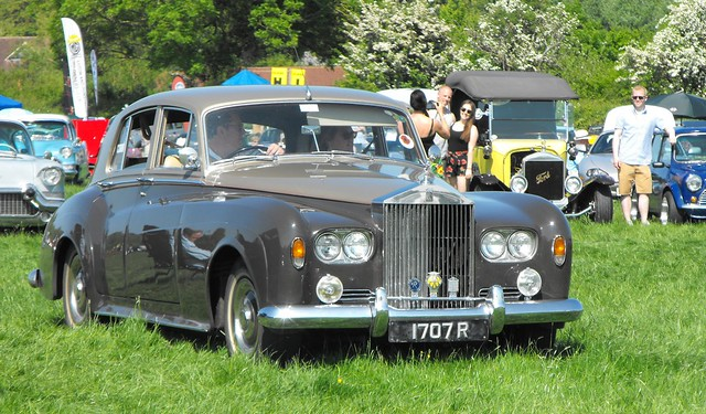 Rolls Royce Silver Cloud - 1707 R