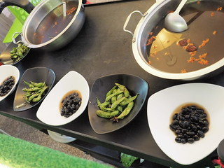 Types of side dishes for the steamboat | by huislaw