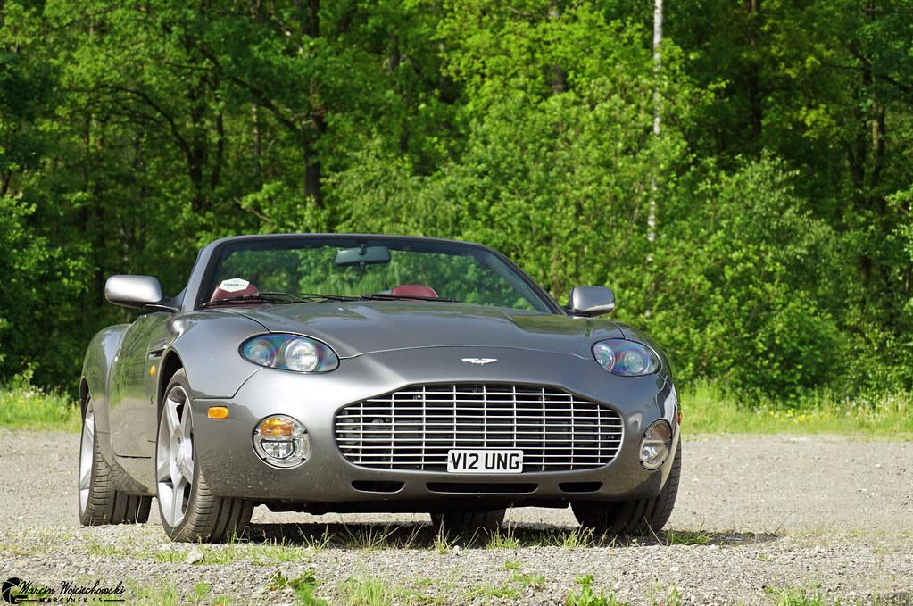 Aston Martin Db Ar1 Zagato Due To Homologation Problems T Flickr