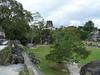 Tikal, Acrópolis Central a Temple II, foto: Petr Nejedlý
