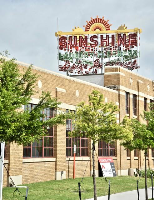 Sunshine Laundry - Cleaners. Oklahoma City,Oklahoma