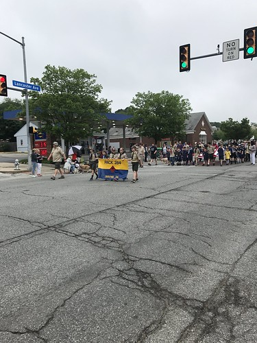 2018 parade | by Pack 284 Wayne
