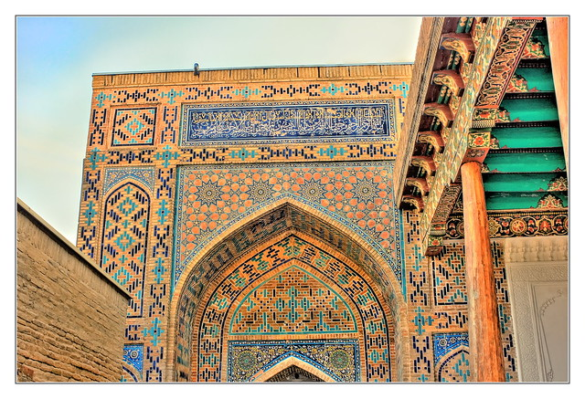 Samarqand UZ - Shah-i-Zinda 01
