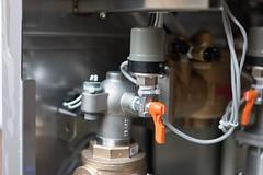 圧力センサー ヒーター