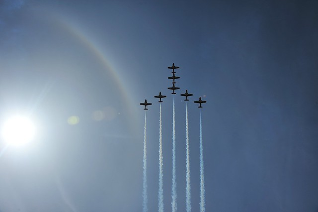 Canadian Forces 431 Air Demonstration Squadron . . .