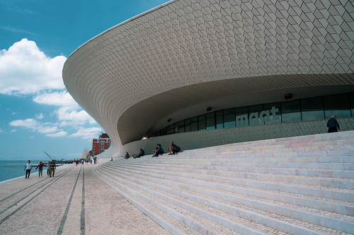 Museum of Art, Architecture and Technology - MAAT | by nan palmero