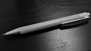 Wood Bamboo Pen | by Social Culture Images