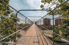 24th Street Bridge Before Demolition, Minneapolis, Minnesota