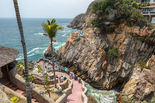 The Acapulco Cliff Divers