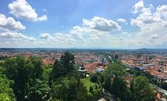 Graz from the Schlossberg