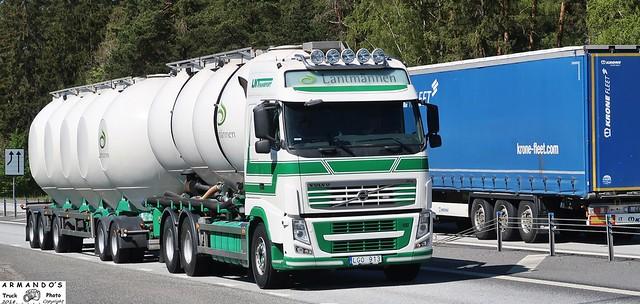 Volvo (S913) LN Transport - Lantmännen